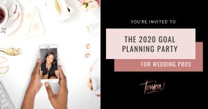 2020 Goal Planning Party FREE WEBINAR