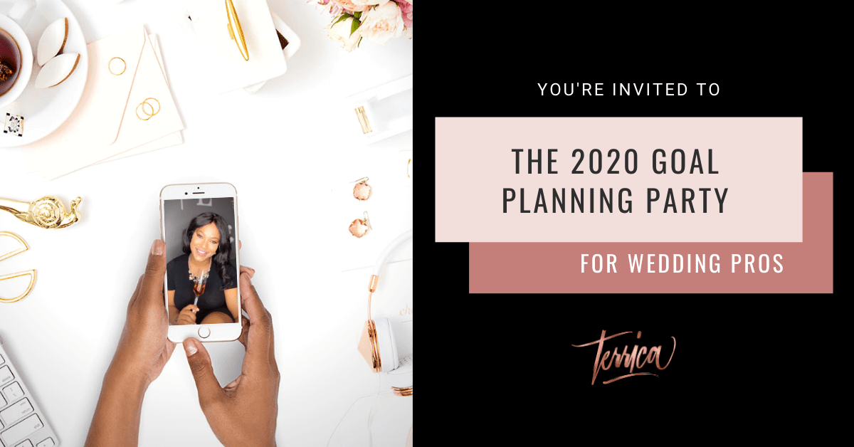 2020 Goal Planning Party FREE WEBINAR