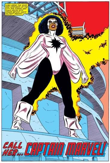 Who Is Monica Rambeau? | Marvel