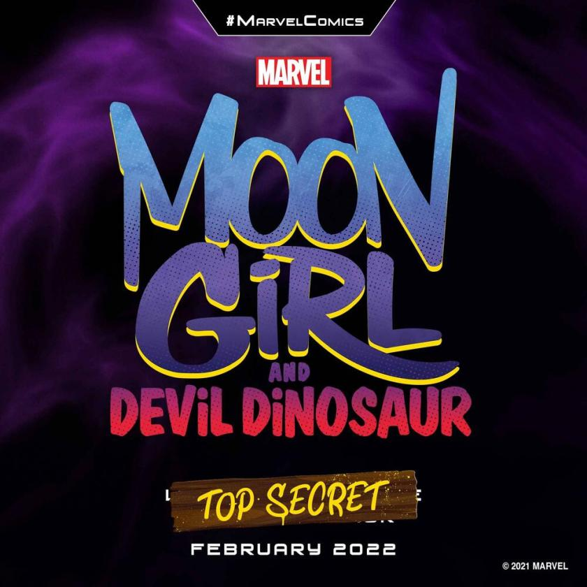 Moon Girl e Devil Dinosaur