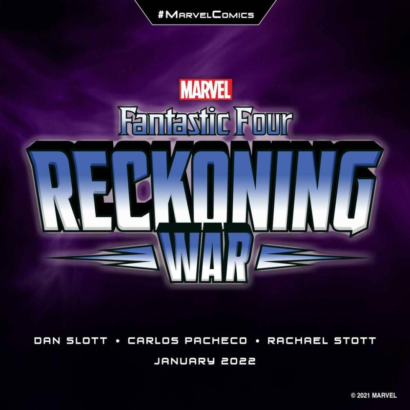 Fantastici Quattro: Reckoning War