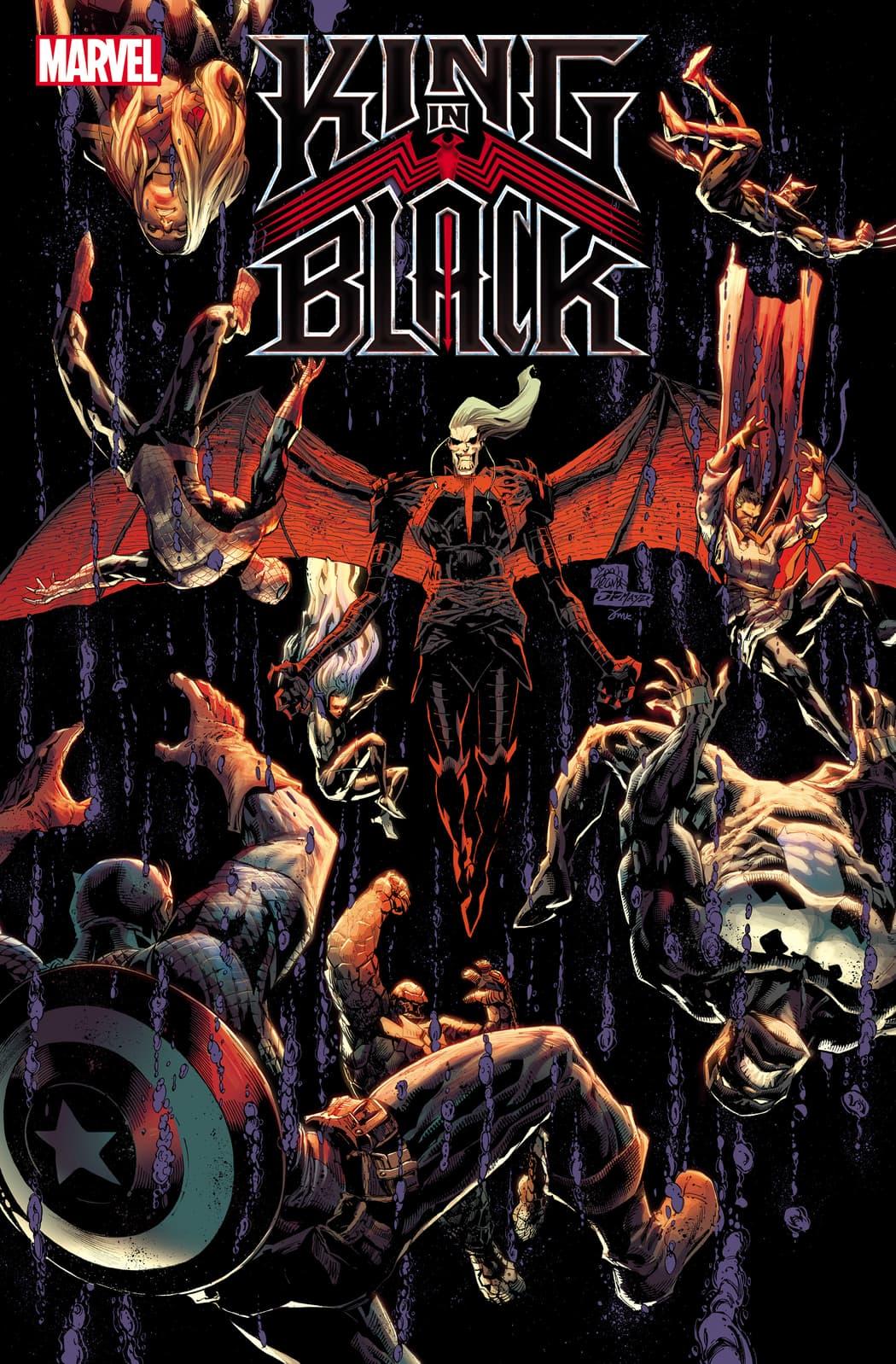King in Black' Descends Upon the Marvel Universe This December   Marvel