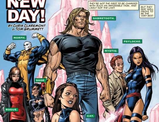 Image result for marvel exiles original