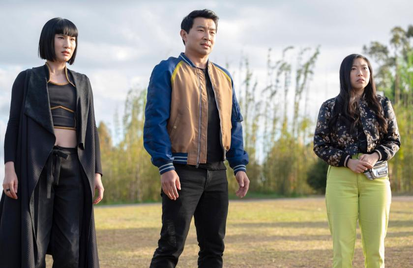 Shang-Chi and The Legend of The Ten Rings': The Cast and Crew Reflect on Creating a Super Hero for Future Generations   Marvel