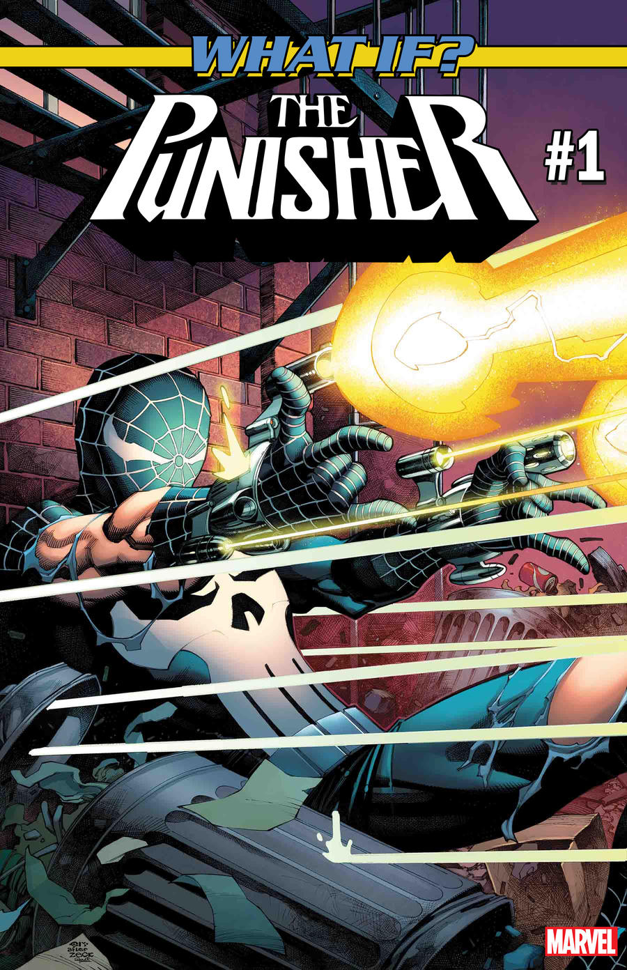 WHAT IF? THE PUNISHER #1
