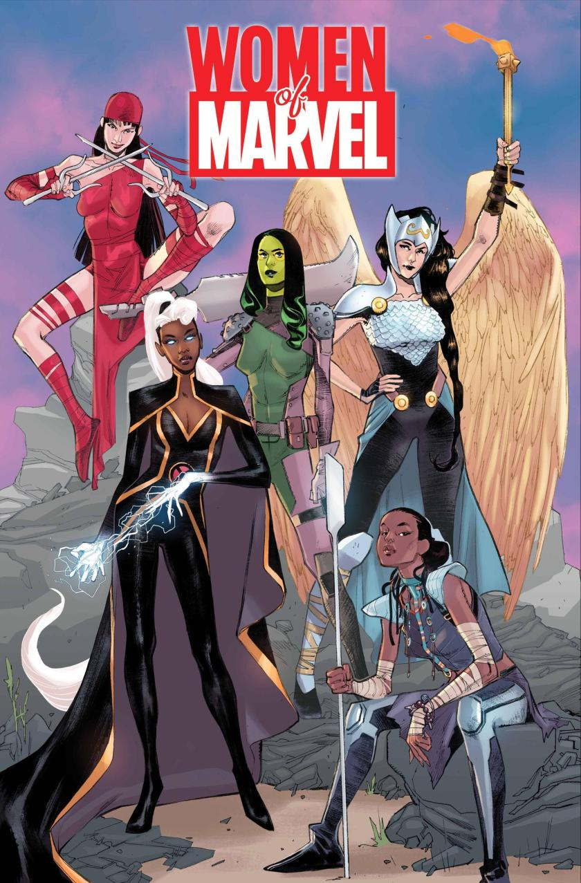 Women of Marvel # 1