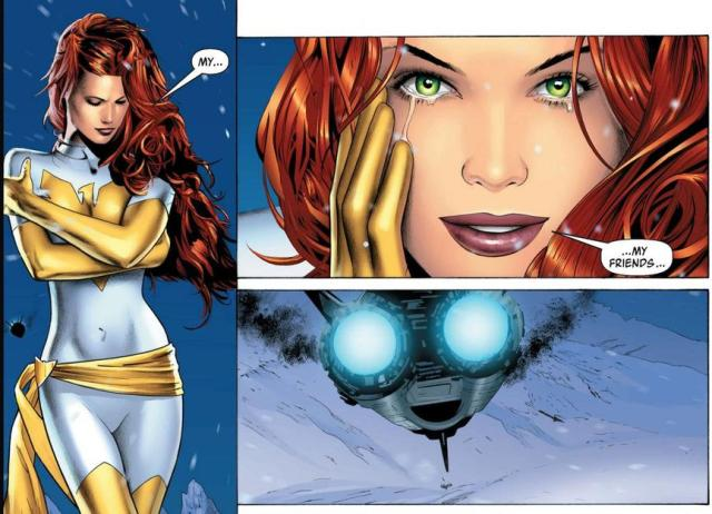 From Marvel Girl to Phoenix: Jean Grey's 10 Most Memorable ...