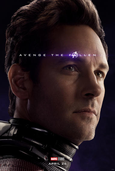 Image result for marvel character poster endgame ant man