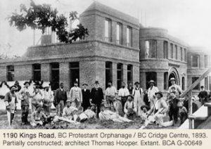Historic Photo of Cridge Centre