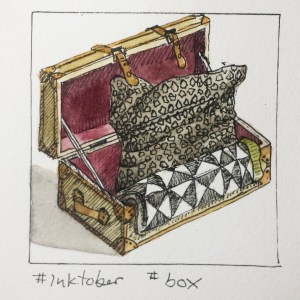 Inktober box (Inktober part 4)