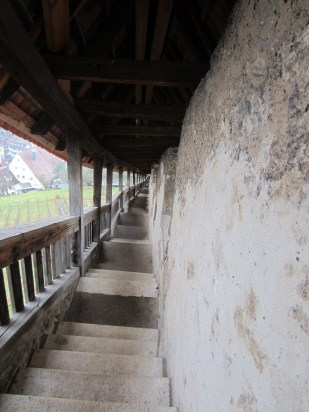Esslingen Castle Wall Walk