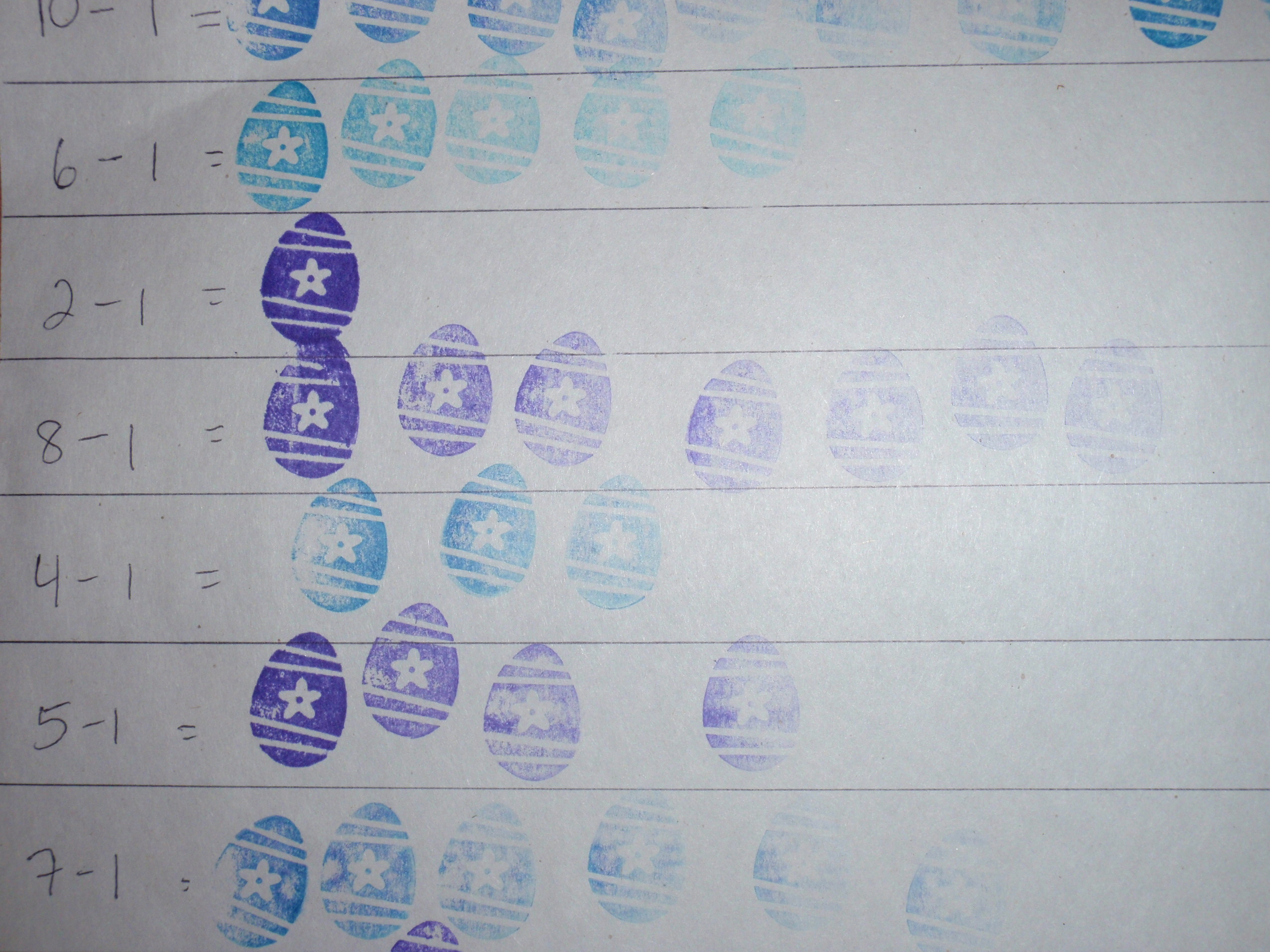 Math U Can Stamp