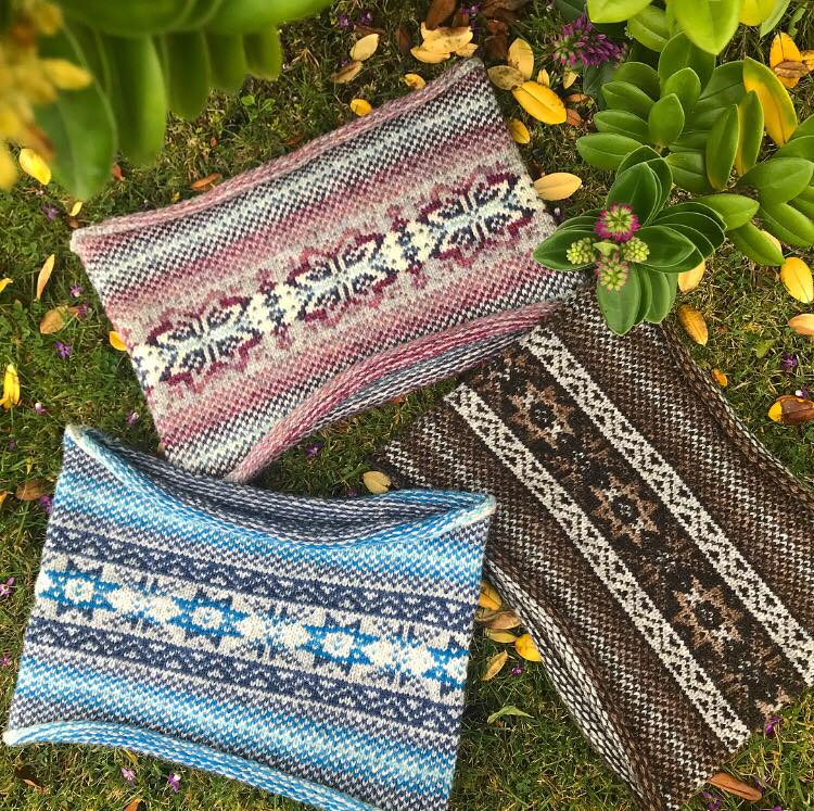 New Cowls added to the Collection, Winter 2018