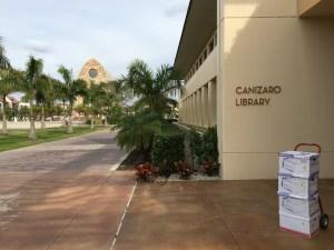 Ave Maria University's Canizaro Library