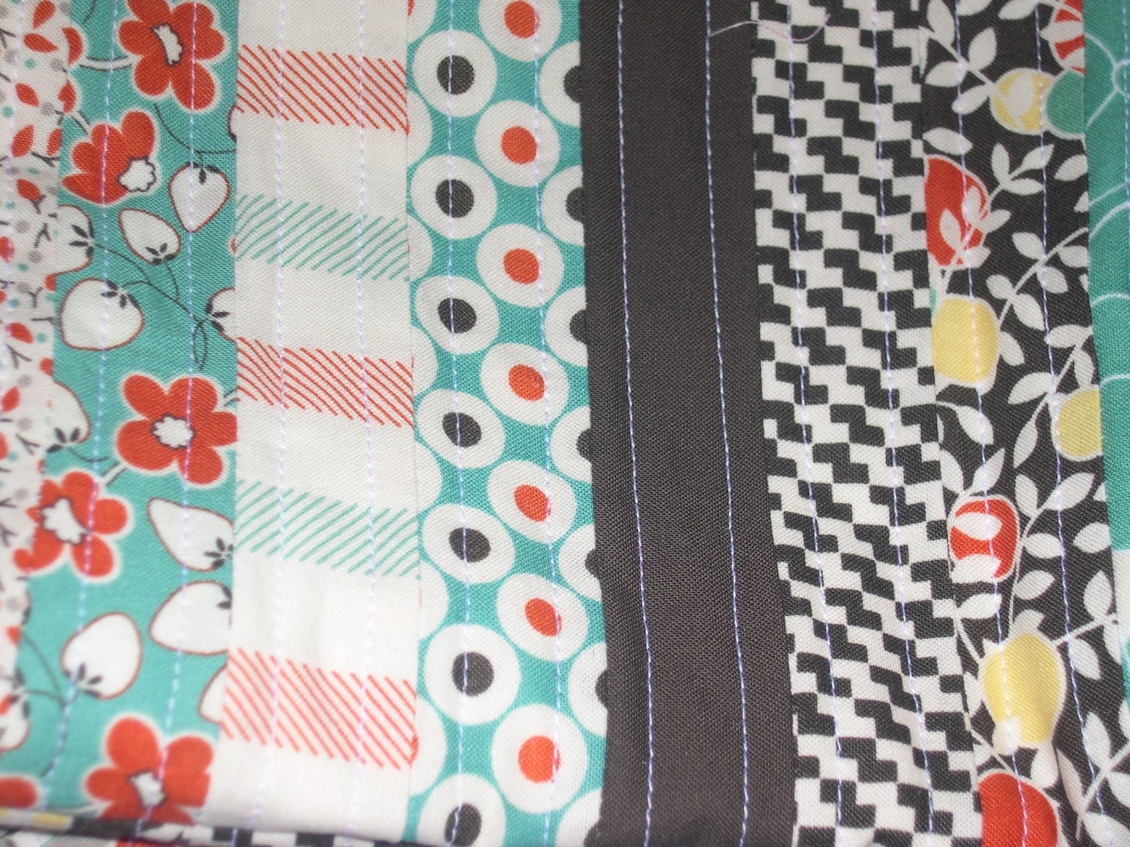 Hello Betty patchwork