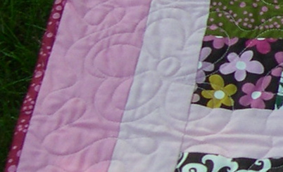 quilted flower