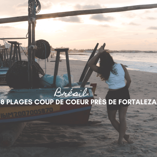 Plages Ceara Fortaleza