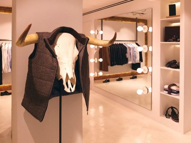 Decoración e interiorismo de tienda Tween
