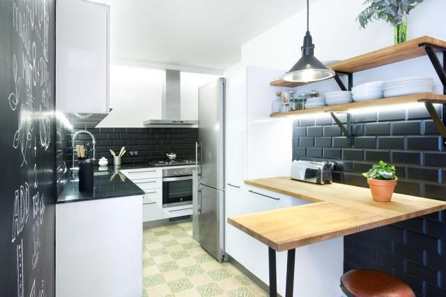 cómo potenciar una vivienda. cocina