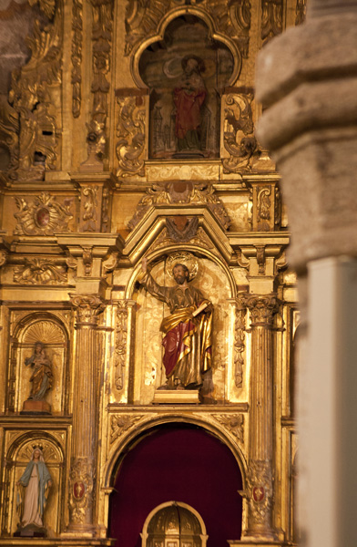 Retablo de la Iglesia de San Bartolomé
