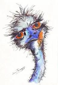 Attitude Emu