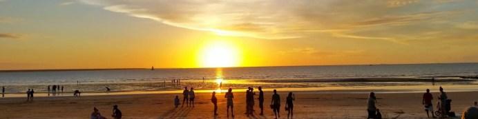 Sunset on Mindil
