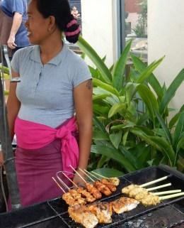 Balinese Sate Lilit