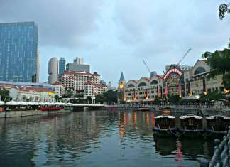 Clarke Quay Singapore