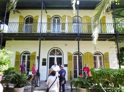 Hemingways Key West house