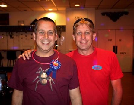 David & Stephen Albaugh