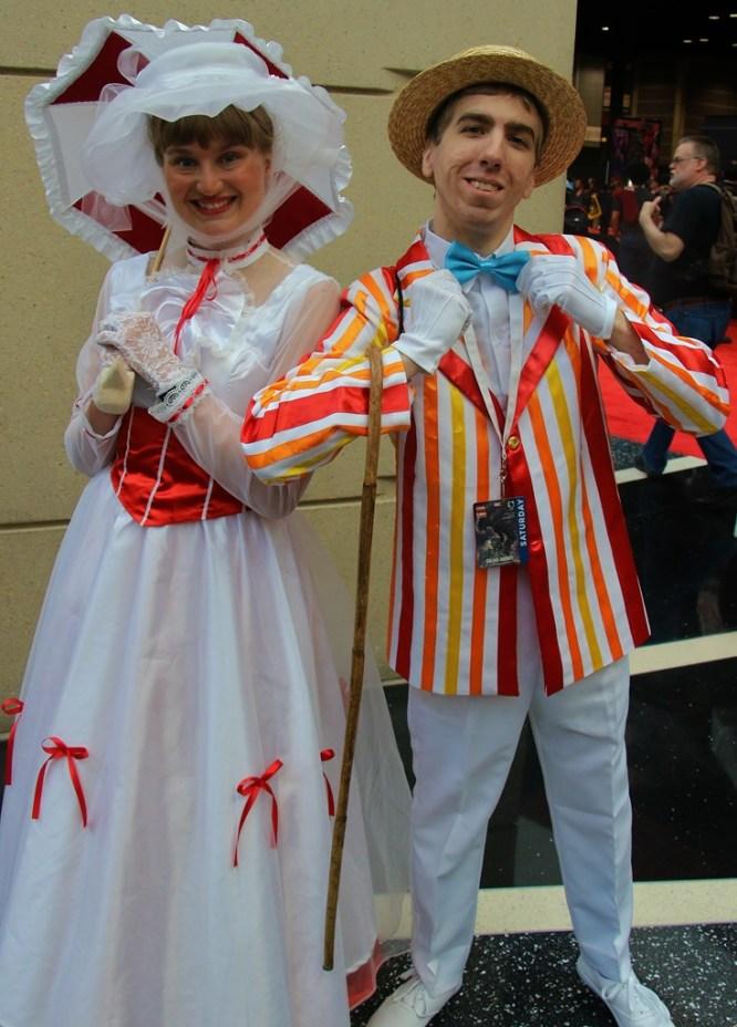 Mary Poppins C2E2
