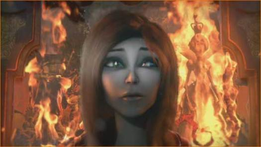 """Crazy never looked so good in American McGee's """"Alice: Madness Returns"""""""