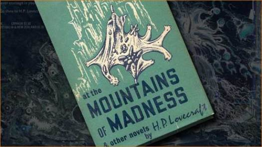 "Ain't no ""Mountain"" for Del Toro or Lovecraft fans."