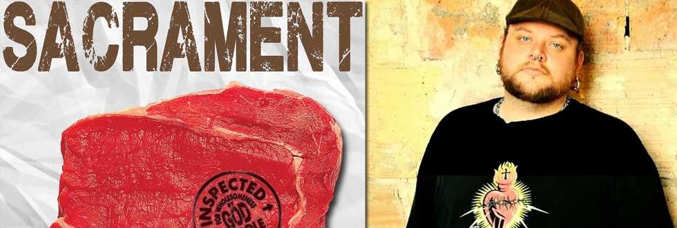 """Shawn Ewert talks diamonds, directors and his first feature, """"Sacrament""""."""