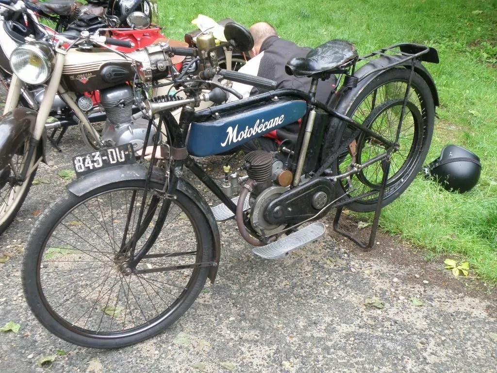 Motobecane MB2 175cc 1927