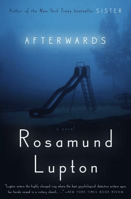 Rosamund Lupton – James Runcie featured in National Crime Fiction
