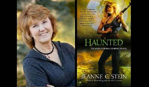 New Anna Strong novel available