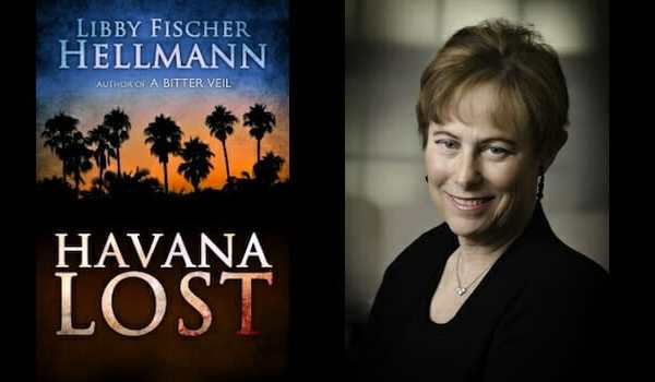 Thriller author Libby Hellmann tells what drives her