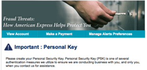 AmEx Email Hoax