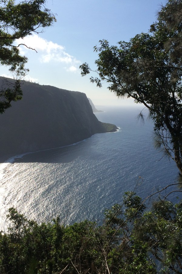 To the end of the road at Waipio
