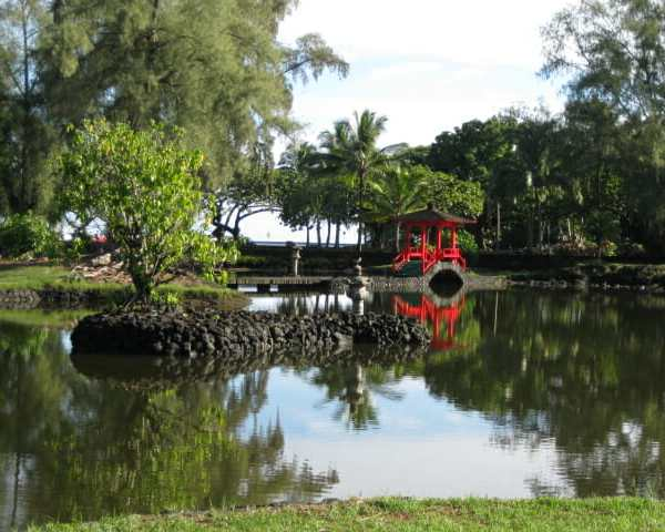 Return to Liliokalani Garden in Hilo with Kay Hadashi