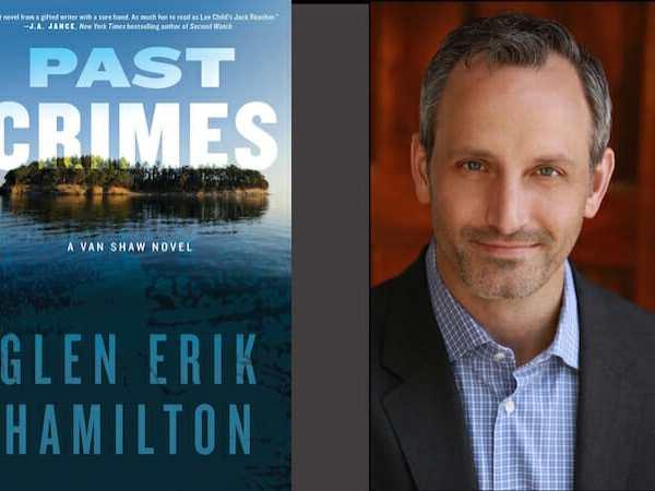Glen Erik Hamilton discusses Past Crimes