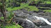 Oheo Gulch River - Road to Hana Tour May 2015