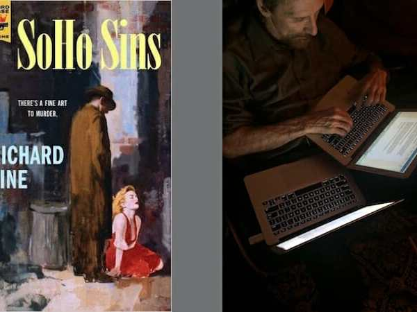 Behind the story of noir thriller Soho Sins