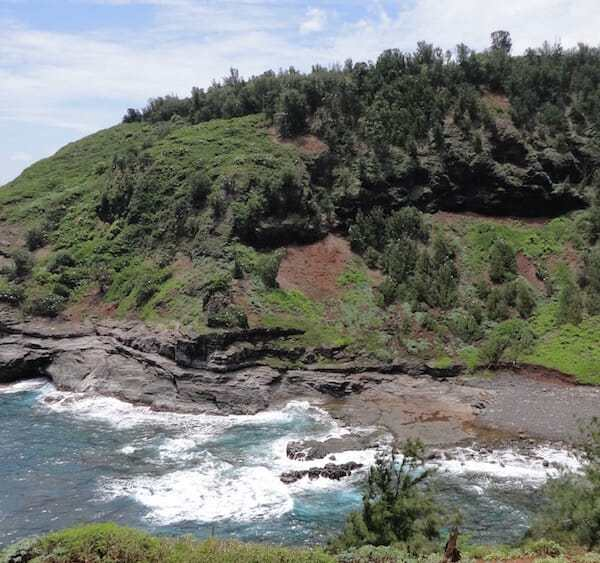 Friday Fotos – Kilauea Lighthouse view looking east