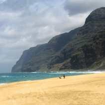 Polihale Beach on Kaua'i - wow