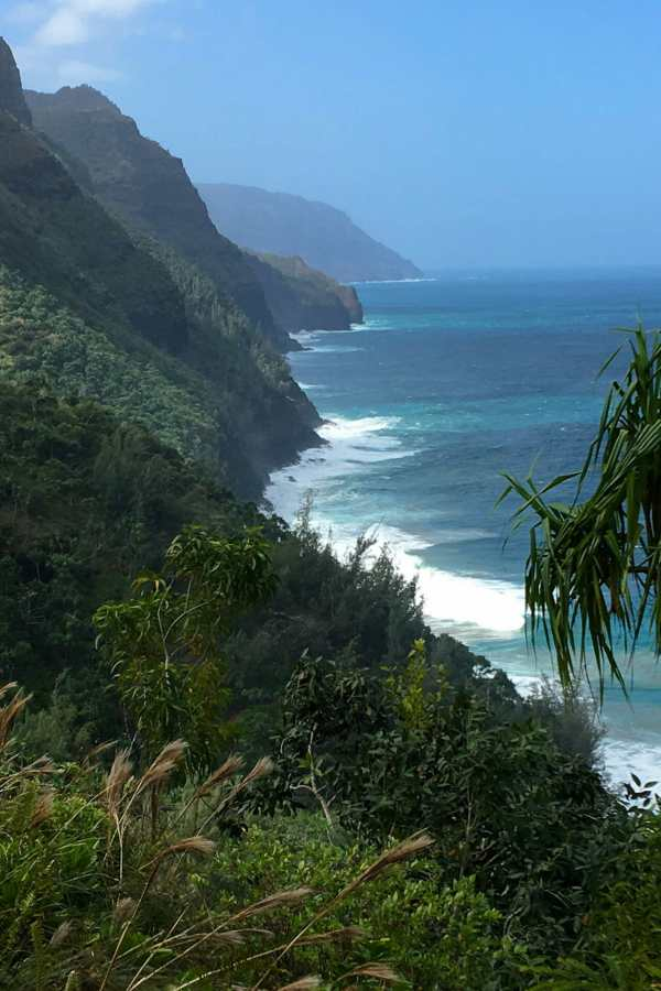 Friday Fotos — Na Pali Coast hike with a dream view