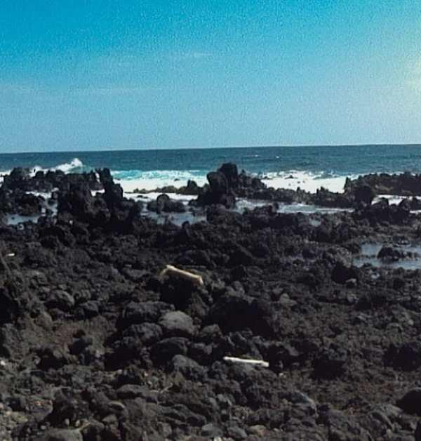 Friday Fotos — panorama at Ke'anae Peninsula – what a view!