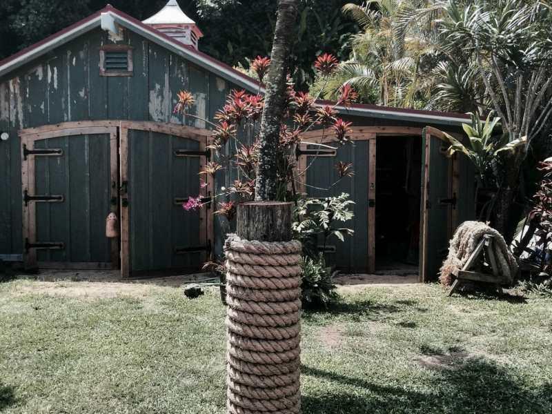 House on Anini Beach Road