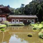 Friday Fotos — the Byodo-In Temple lagoon is serene